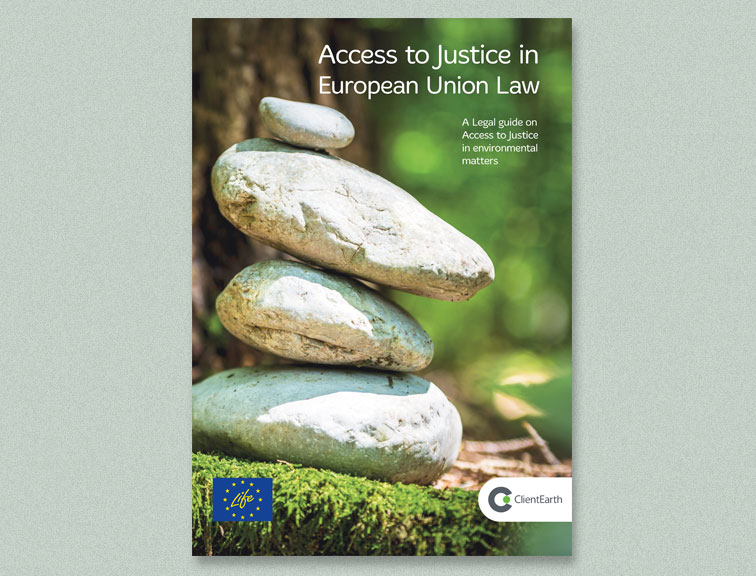 Access to Justice in European Union Law - Client Earth