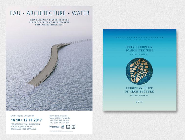 Affiche et catalogue Prix Rotthier 2017